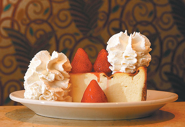 The Cheesecake Factory Cheesecake