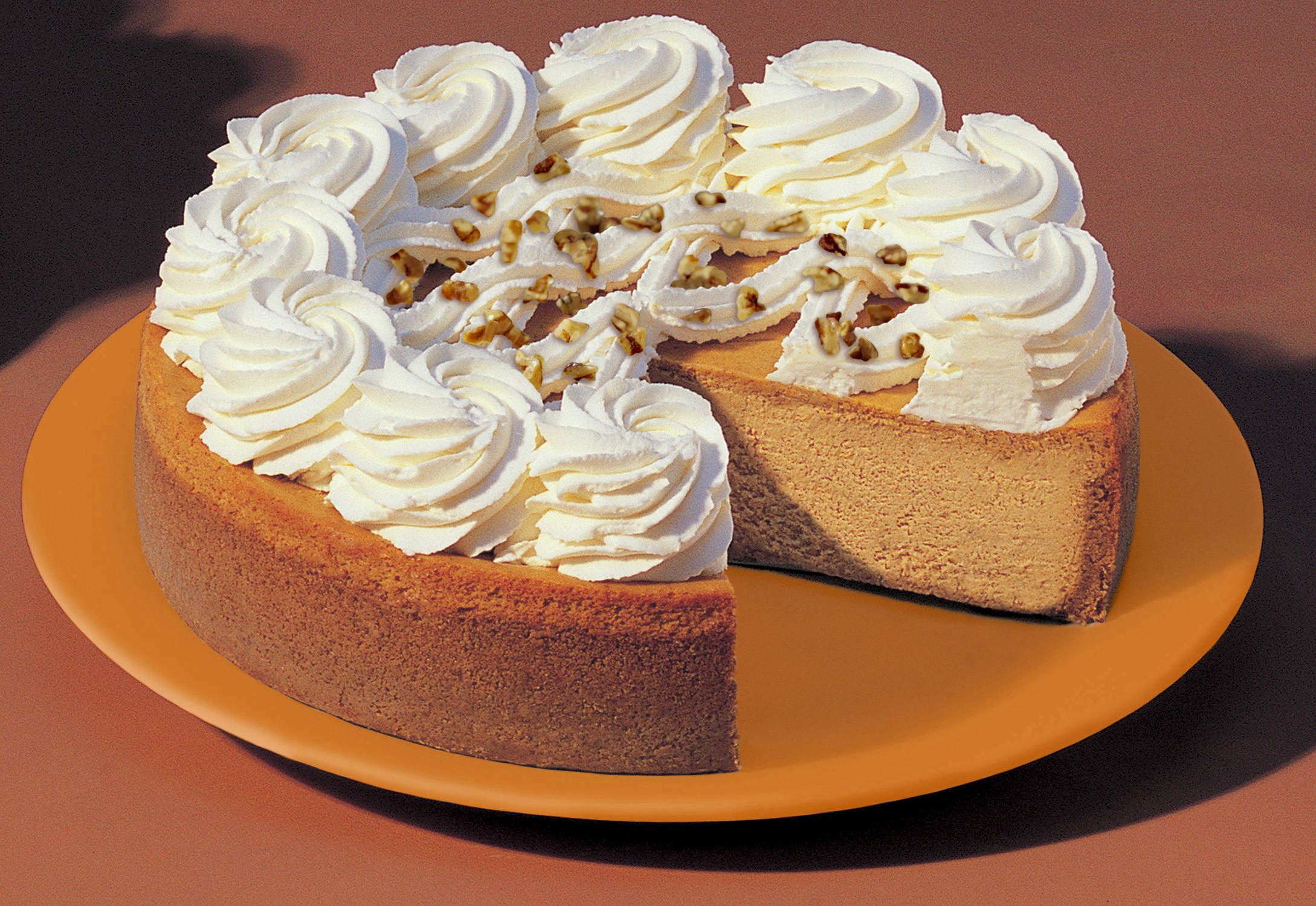 Cheesecake-Factory-Pumpkin-Cheesecake