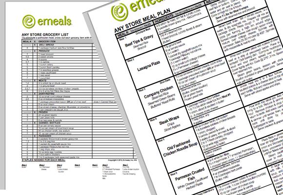 emeals-samples