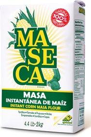 A bag of Maseca Flour