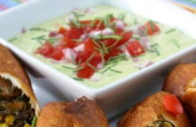 avocado-ranch-dipping-sauce