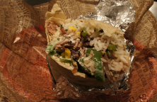 Chipotle Barbaboa Burrito